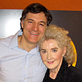 Dr. Mehmet Oz and Julia Cameron