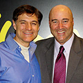 Dr. Mehmet Oz and Dana Ullman
