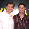 Dr. Mehmet Oz and Dr. Mario Beauregard