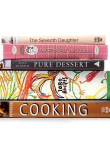 Six great cookbooks