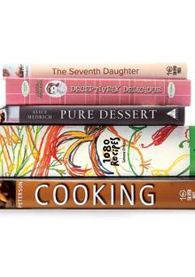 Six great cookbooks