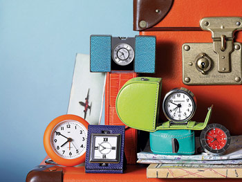 Travel clocks