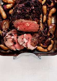 Roasted Prime Rib