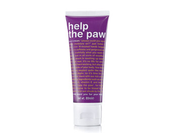 Beauty Pick: Anatomicals Help the Paw