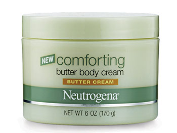 Neutrogena Comforting Butter Body Cream