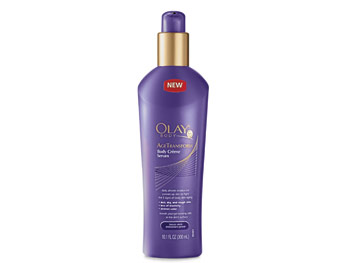 Olay Body Age Transform Body Creme Serum