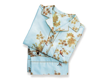 Natori menswear pajamas
