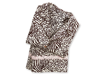 Josie zebra pajamas