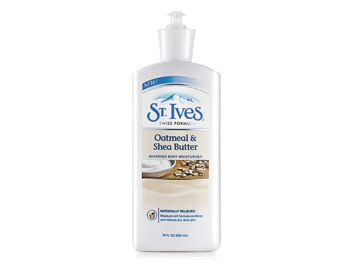 St. Ives Advanced Body Moisturizer