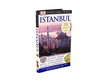 Eyewitness Travel Instanbul Guide