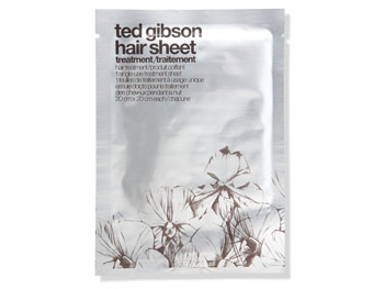 Ted Gibson Hair Sheet Treatment