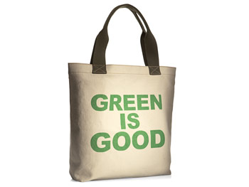 Hayden-Harnett tote bag for Farm Aid