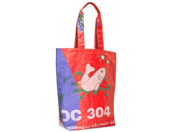 Gecko Traders tote bag