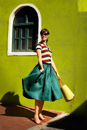 Model in Cape Town