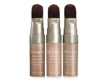 Neutrogena Mineral Sheers Liquid Makeup
