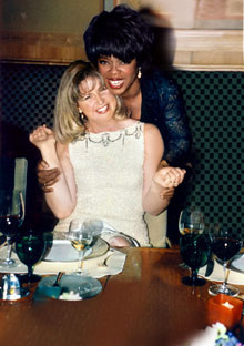 Oprah and Alice McGee