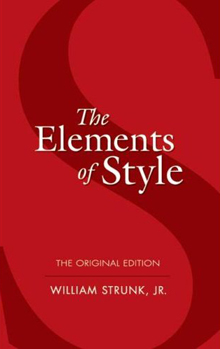 'The Elements of Style'