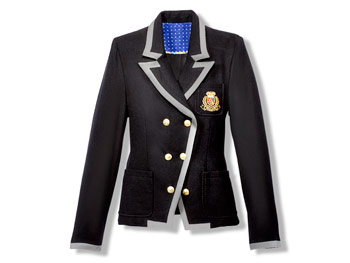 Priorities jacket