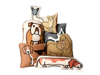 Pet pillows from Mxyplyzyk.com