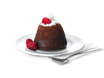 Pudding cake from Sticky Toffee Pudding Co.