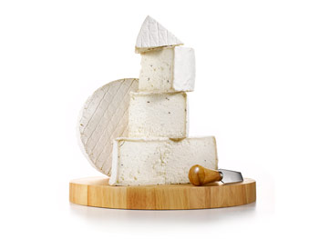 Goat cheese from Cypress Grove Chevre