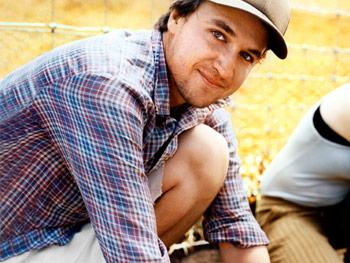 Farm apprentice Johnny Wilson