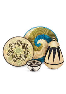 Fair Winds Trading unique baskets