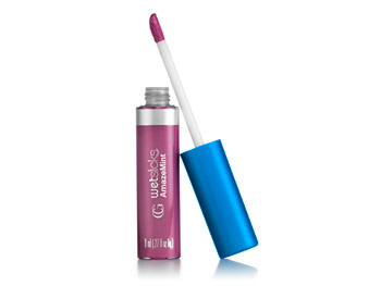 Lip gloss that freshens your breath