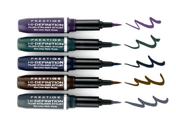 Tiny new eyeliners