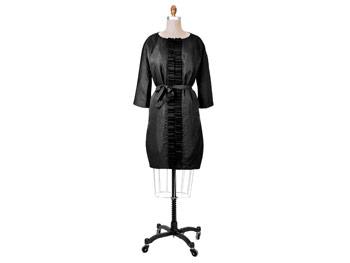 Budget-conscious Vera Wang coat