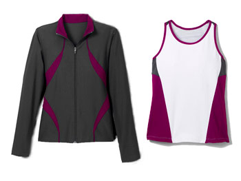 Stylish workout gear at a great price
