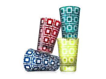 Tumblers with style