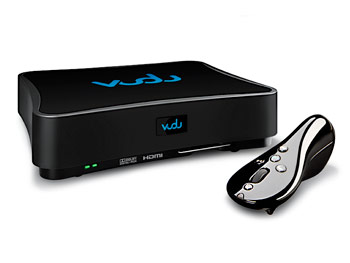 Download movies with Vudu