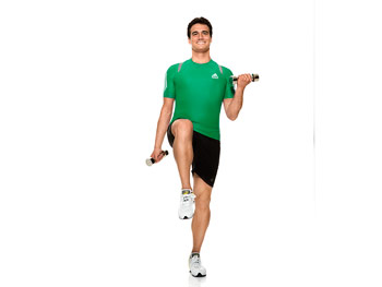 Leg and arm lifts