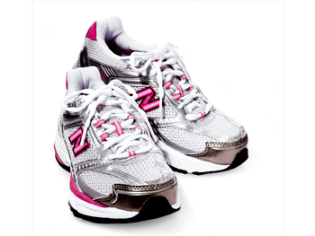 New Balance Lace Up for the Cure 768 sneakers