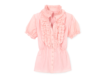 Jenny Han blouse