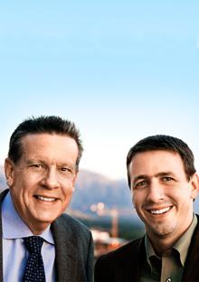 Dr. Ed Diener and Robert Biswas-Diener