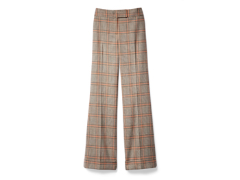 Menswear trousers