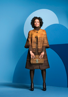 The best coats for plus-size women