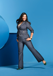 Plus-size suits