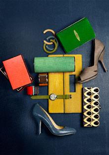Fall fashion: Shagreen is in.