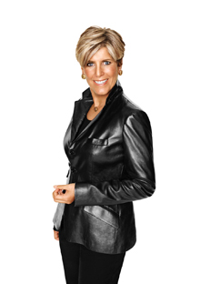 Financial advice from Suze Orman