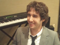 Backstage with Josh Groban
