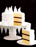 Ghostly White Cake
