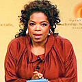 Oprah at press conference