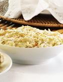 Cristina Ferrare's crunchy coleslaw