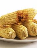 Cristina Ferrare's grilled corn on the cob