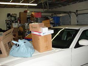 Jennifer's garage