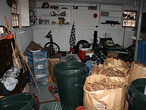 Jessica's garage