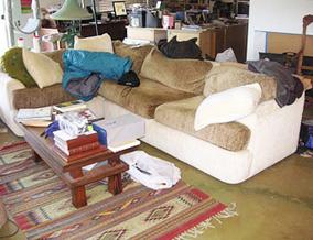 Sharon's living room